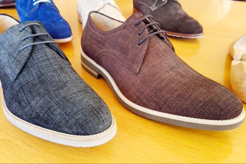 shoes modern and classic fusion